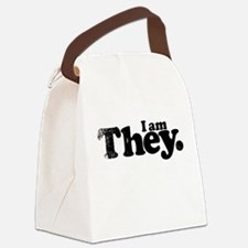 I am They. Canvas Lunch Bag