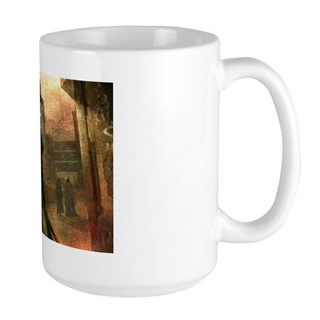 Turn Coat Large Mug