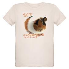 """Kids """"Got Cute"""" Guinea Pig Shirt T-Shirt"""