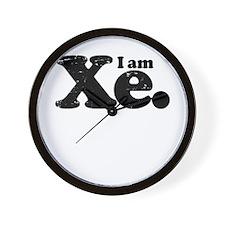 I am Xe. Wall Clock