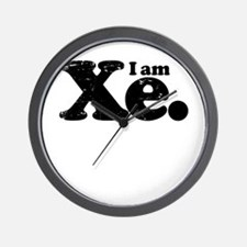 I am Xe. Wall Clock