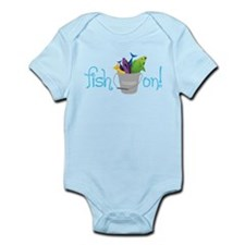 Fish On Infant Bodysuit