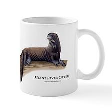 Giant River Otter Mug
