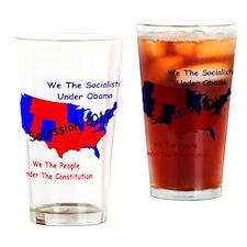Cute Secession Drinking Glass
