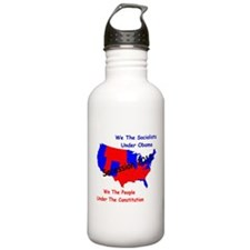 Unique Anti socialism Water Bottle