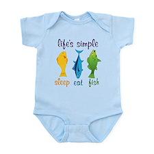 Lifes Simple Infant Bodysuit