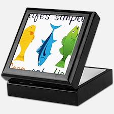 Lifes Simple Keepsake Box