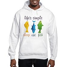 Lifes Simple Hoodie