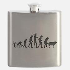 Modern Evolution Flask