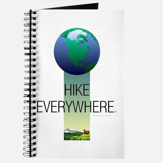 TOP Hike Everywhere Journal