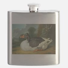 Resting Duck Flask