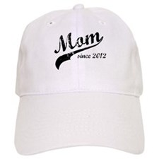 Mom Since 2012 Baseball Cap