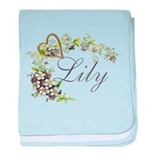 Lily.png baby blanket