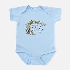 Lily.png Infant Bodysuit