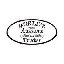 Trucker Patches