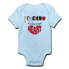 Teaching Infant Bodysuit