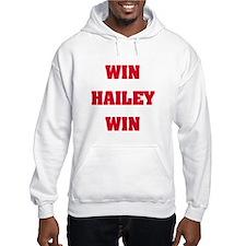 WIN HAILEY WIN Jumper Hoody