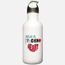 Have A Teaching Heart Water Bottle