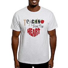 Teaching From The Heart T-Shirt
