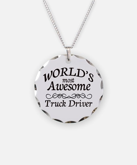 Truck Driver Necklace
