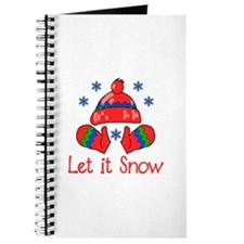 Let It Snow Journal
