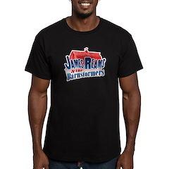 James Reams and the Barnstormers Logo T-Shirt