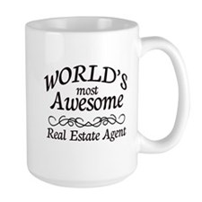 Real Estate Agent Mug