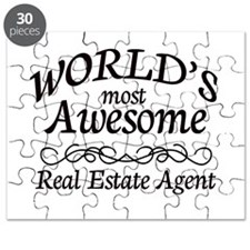 Real Estate Agent Puzzle