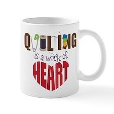 Quilting Small Mug