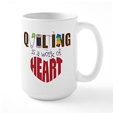 Quilting Ceramic Mugs