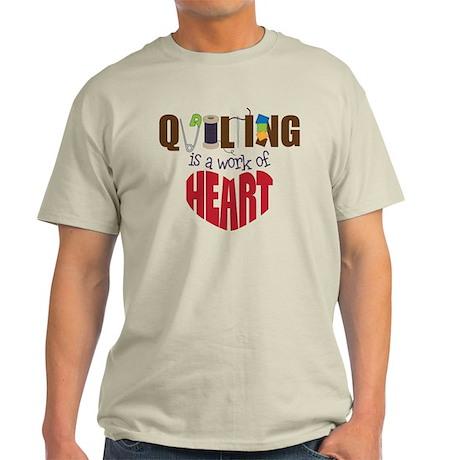 Quilting Light T-Shirt
