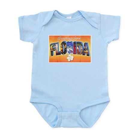 Florida State Greetings Infant Bodysuit