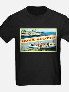 Nova Scotia Canada Greetings T