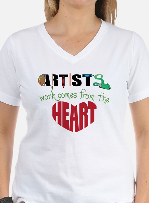From The Heart Shirt