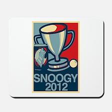 Snoogy 2012 Mousepad