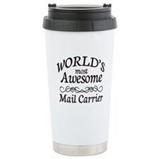 Mail Carrier Travel Mug