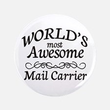 "Mail Carrier 3.5"" Button"