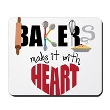 Bakers Mousepad