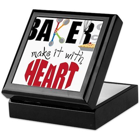 Bakers Keepsake Box