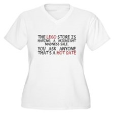Lego Store Hot Date T-Shirt