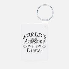 Lawyer Keychains