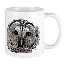 Cool Barred owl Mug