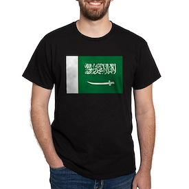 Saudi Arabia - National Flag - 1932-1934 T-Shirt