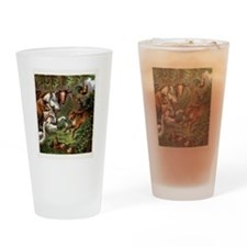 Print from Oft Told Tales Drinking Glass