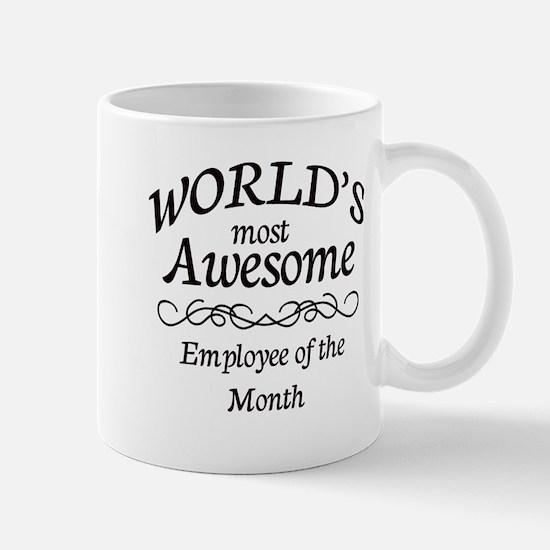 Employee of the Month Mug