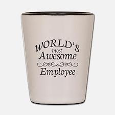 Employee Shot Glass