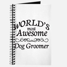 Dog Groomer Journal
