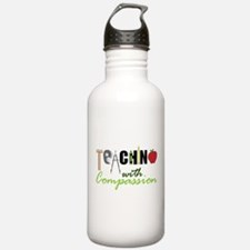 Teaching With Compassion Water Bottle