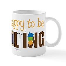 Sew Happy Small Mugs