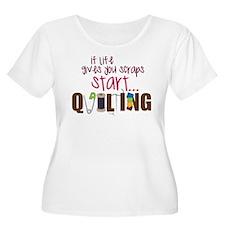 Start Quilting T-Shirt